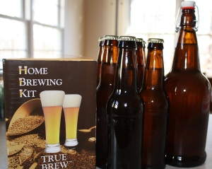 My home brew beer
