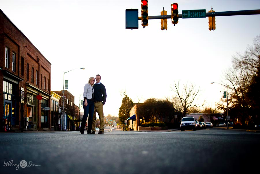Carrboro Intersection