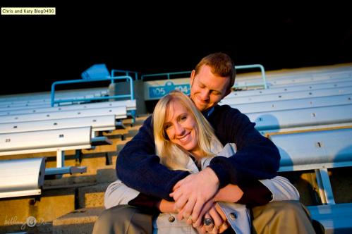 Engagement at Kenan Stadium